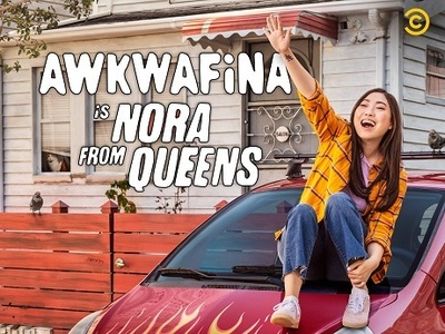 Awkwafina Is Nora From Queens tv show photo