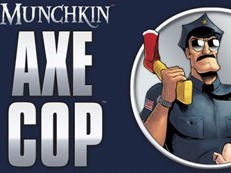 Axe Cop tv show photo