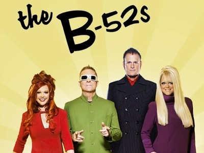 B52's Live in Georgia USA (UK)