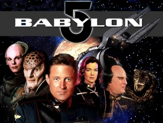 Babylon 5 tv show photo