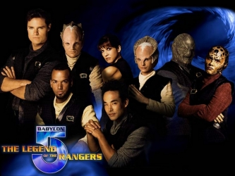 Babylon 5: The Legend of the Rangers tv show photo