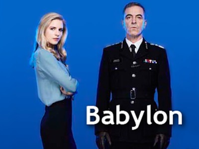 Babylon tv show photo