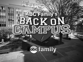 Back on Campus tv show photo