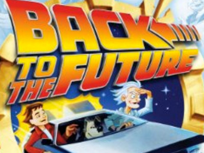 Back to the Future tv show photo