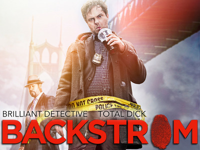 Backstrom tv show photo