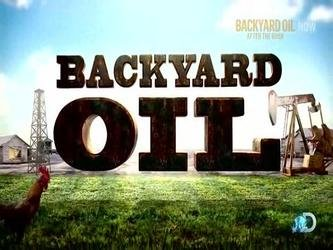 Backyard Oil tv show photo