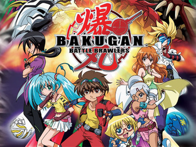 Bakugan Battle Brawlers (JP)