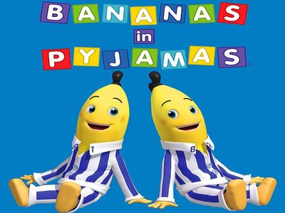 Bananas In Pyjamas (2011)
