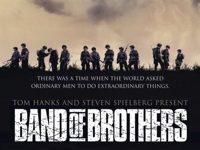 Band of Brothers tv show photo