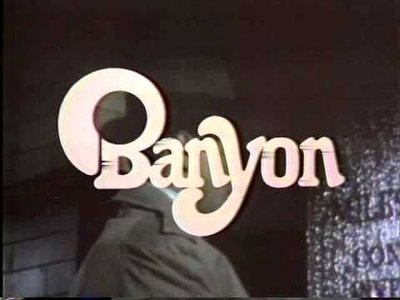 Banyon tv show photo