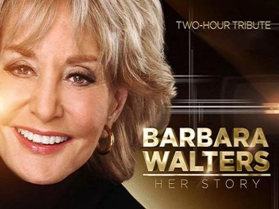 Barbara Walters: Her Story tv show photo