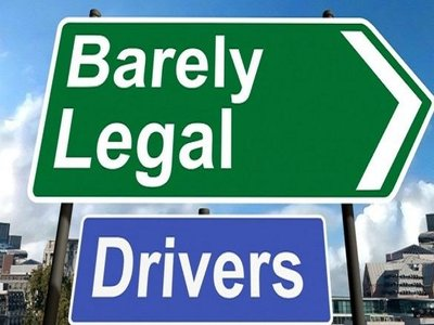 Barely Legal Drivers (UK)
