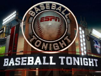 Baseball Tonight tv show photo