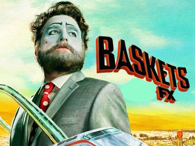 Baskets TV Show