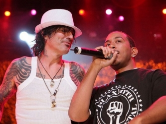 Battleground Earth: Ludacris vs. Tommy Lee tv show photo
