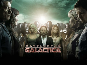 Battlestar Galactica tv show photo
