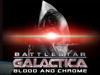 Battlestar Galactica: Blood & Chrome tv show photo