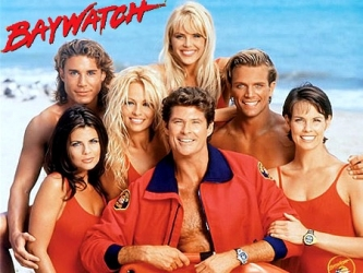Baywatch tv show photo