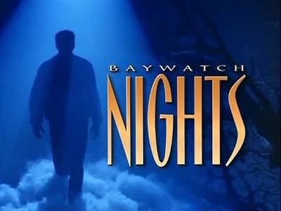 Baywatch Nights tv show photo