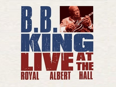 BB King: Live in Concert at the Royal Albert Hall (UK)
