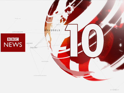 BBC News at 10am (UK)