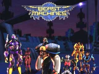 Beast Machines Transformers tv show photo