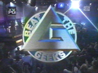 Beat the Geeks tv show photo