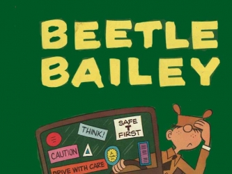 Beetle Bailey tv show photo