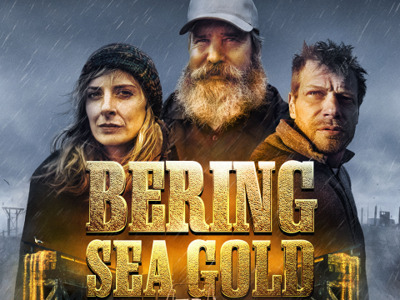 Bering Sea Gold tv show photo
