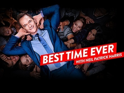 Best Time Ever With Neil Patrick Harris tv show photo
