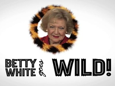 Betty White Goes Wild! tv show photo