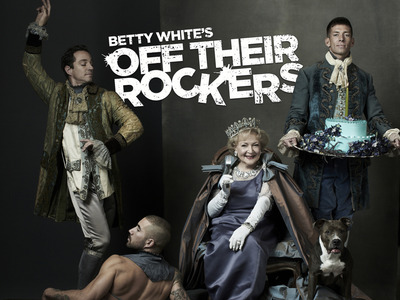Betty White's Off Their Rockers tv show photo