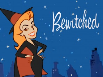 Bewitched tv show photo