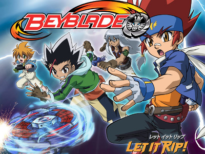 Beyblade tv show photo