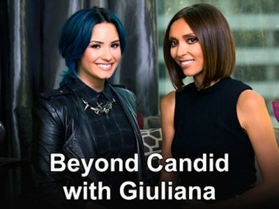 Beyond Candid With Giuliana tv show photo