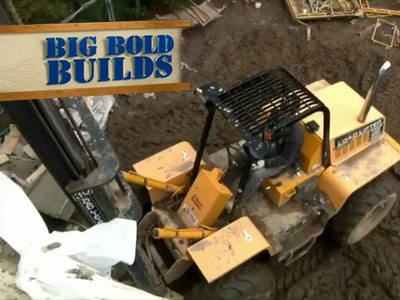 Big Bold Builds tv show photo