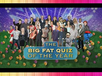 Big Fat Quiz of the Year (UK)