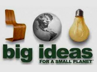 Big Ideas for a Small Planet