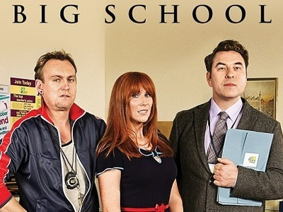 Big School (UK) tv show photo