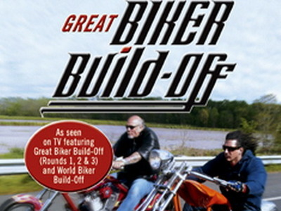 Biker Build-Off tv show photo