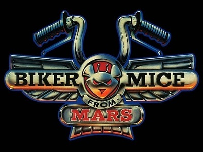 Biker Mice from Mars (1993) tv show photo