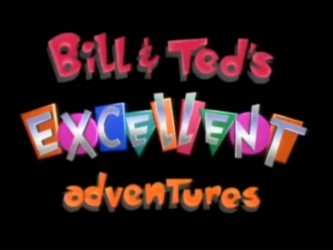 Bill & Ted's Excellent Adventures (1990) tv show photo