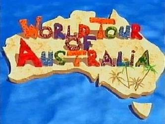 Billy Connolly's World Tour of Australia (UK)