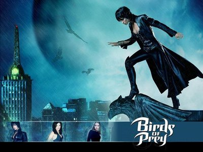 Birds of Prey tv show photo