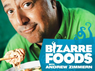 Bizarre Foods tv show photo