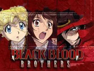 Black Blood Brothers tv show photo