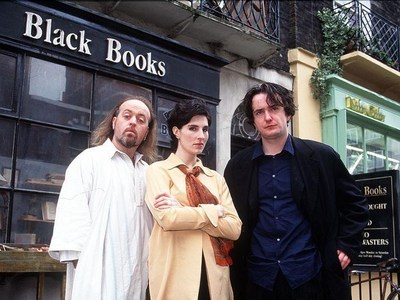 Black Books (UK) tv show photo