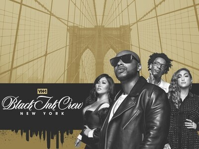 Black Ink Crew tv show photo