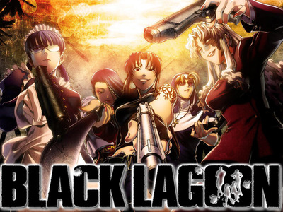 Black Lagoon tv show photo