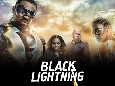 Black Lightning tv show photo